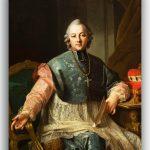 Per Kraft Starszy, Portret Ignacego Krasickiego, ok. 1767