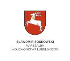 Logo Marszałek Województwa Lubelskiego